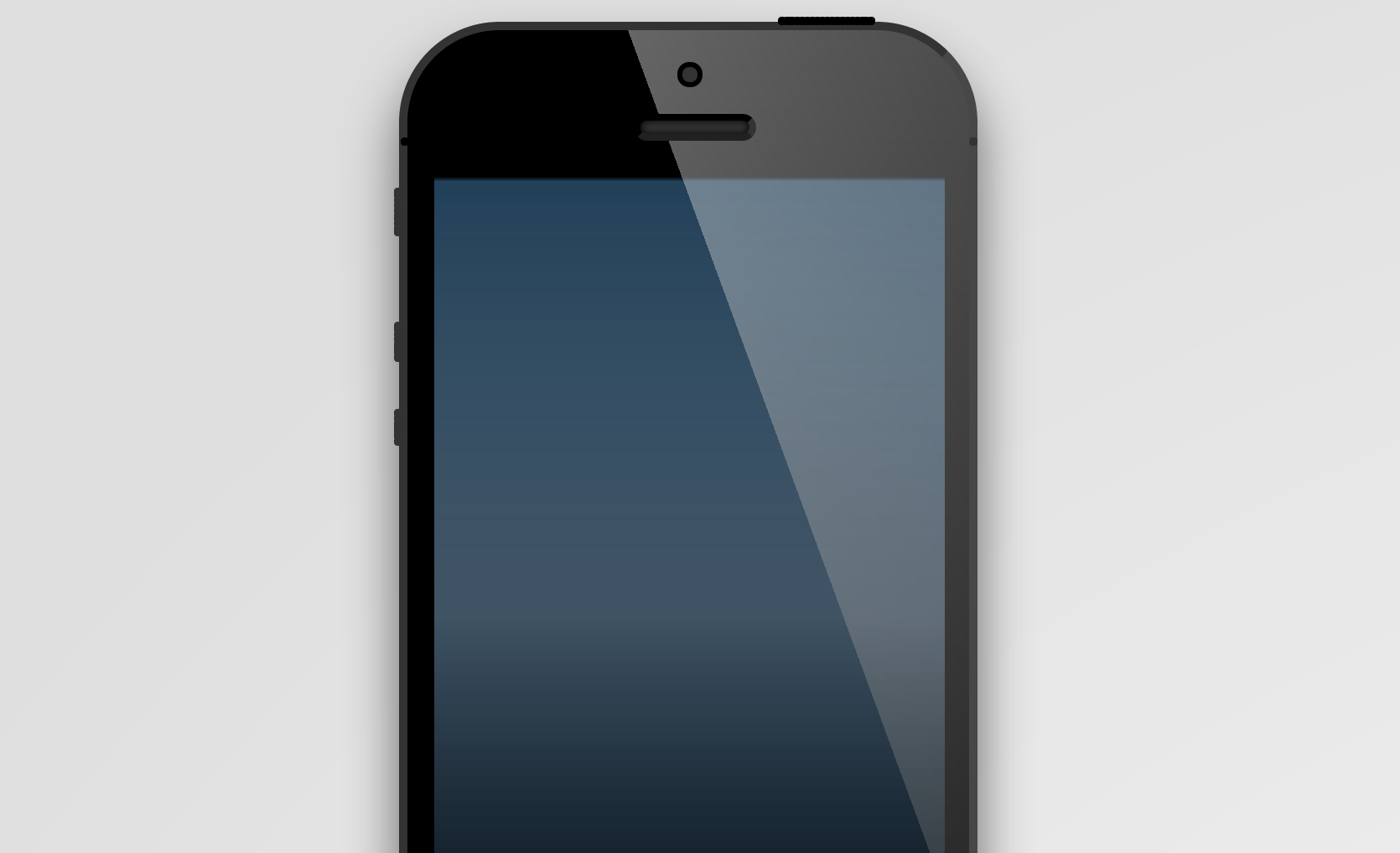 The iPhone 5 in Pure CSS and One HTML Tag