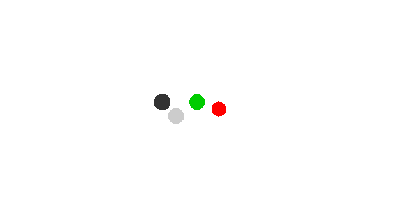 CSS Radial Gradient Dots